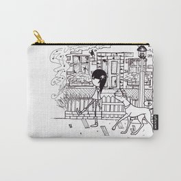 Shes no ordinary girl Carry-All Pouch