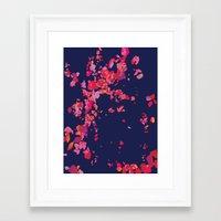 wedding Framed Art Prints featuring Wedding by Bomburo