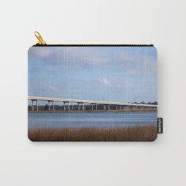 Oak Island Bridge Carry-All Pouch
