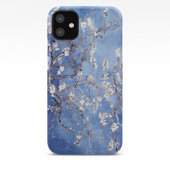 Vincent Van Gogh Almond Blossoms Blue Iphone Case By Purelove