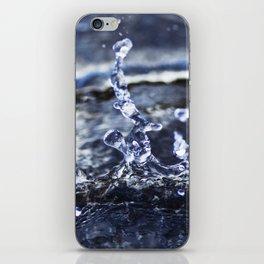 Macro Waves iPhone Skin