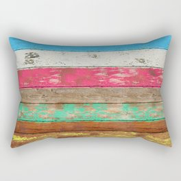 Eco Fashion Rectangular Pillow