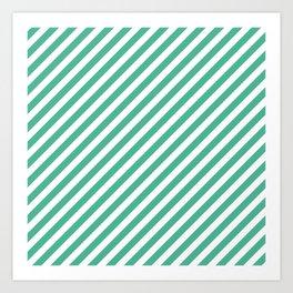 lines series 1 Art Print