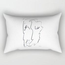 Demeter Moji d18 3-3 w Rectangular Pillow