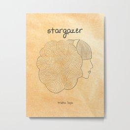 Stargazer Metal Print