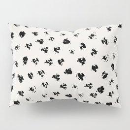 Polka Splotch Pillow Sham