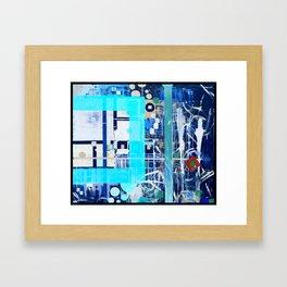 Order from chaos Framed Art Print