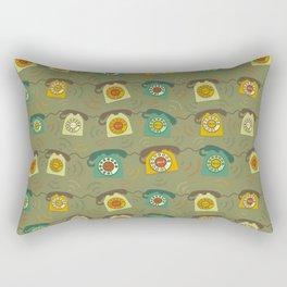 On the Line Rectangular Pillow