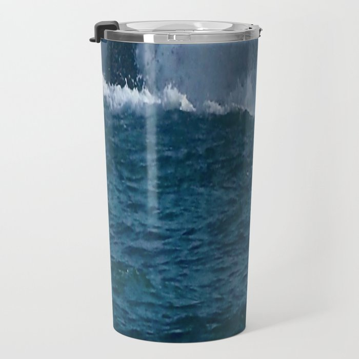 Land and Seascapes Travel Mug