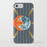 dune iPhone & iPod Cases featuring Dune by milanova