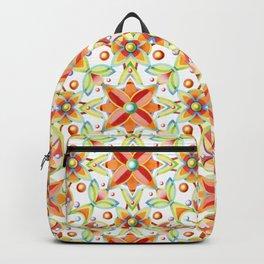 Suzani Textile Pattern Backpack