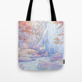 Antlered Queen Tote Bag