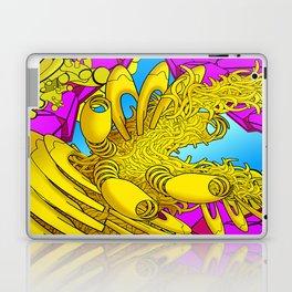AUTOMATIC WORM 2 Laptop & iPad Skin