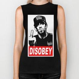 Disobey Randy Biker Tank