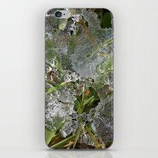 new spring green II iPhone & iPod Skin
