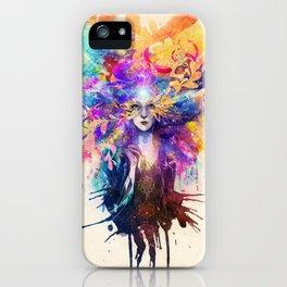 Divine in You iPhone Case