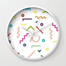 Languages Wall Clock