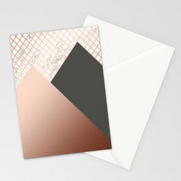 Copper & Marble 06 Stationery Cards