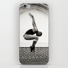 Dancer iPhone & iPod Skin