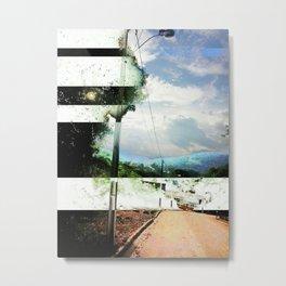 Solitudes Metal Print