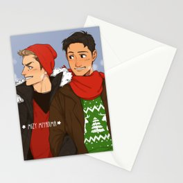 JeanMarco (Like a Drum) Stationery Cards