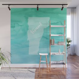 Sweet Home Vermont Wall Mural