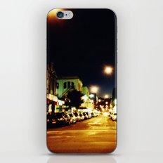 Cuba Street iPhone & iPod Skin