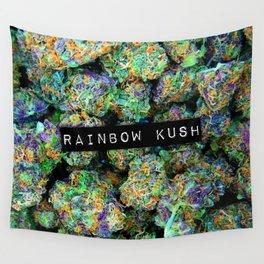 Rainbow Kush Wall Tapestry