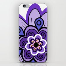 Flower 04 iPhone & iPod Skin
