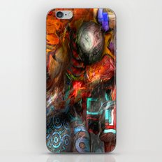 Differing Perspective iPhone & iPod Skin