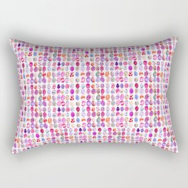 Pink eggs Rectangular Pillow