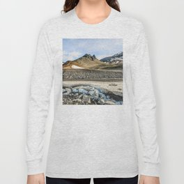 """Extrusion """"Camel"""" at the foot of the Avachinsky volcano Long Sleeve T-shirt"""