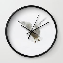 mid-flight Wall Clock