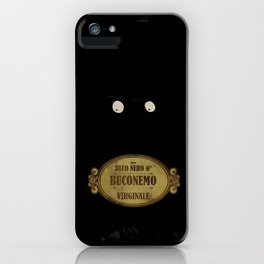 """Bunemo from Black Hole """"O"""" (Virginale) iPhone Case"""