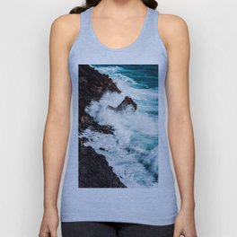 CONFRONTING THE STORM Unisex Tank Top
