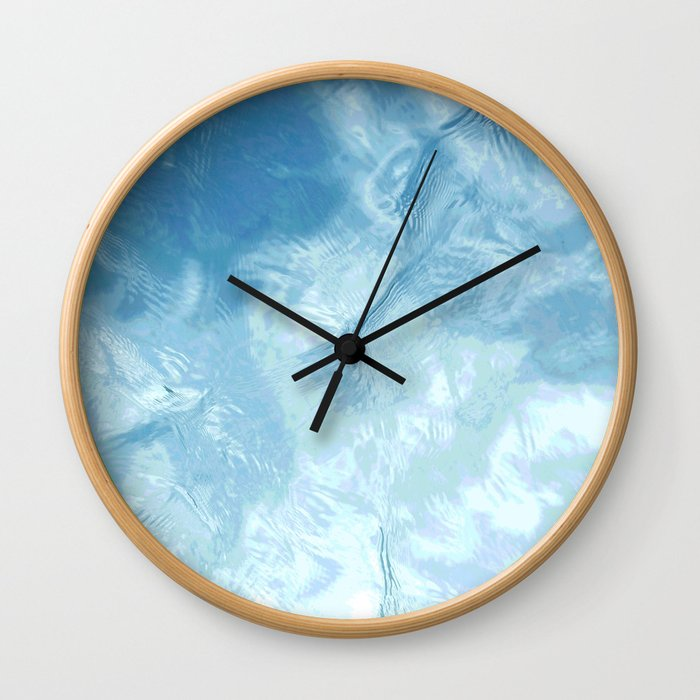 To imagine is to choose Wall Clock