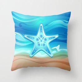 Starfish G219 Throw Pillow