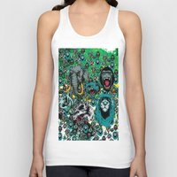 wildlife Tank Tops featuring WildLife by John D'Amelio