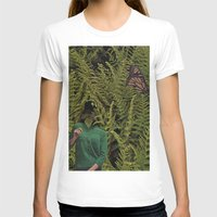 camouflage T-shirts featuring Camouflage by Miquel Kendrick Collage
