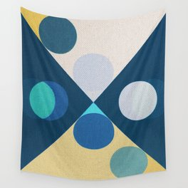 Frederick Hammersley 1 Wall Tapestry
