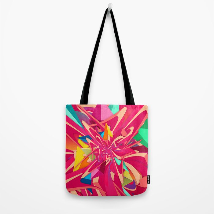 Explosion #1 Tote Bag