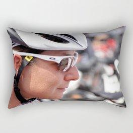 In The Zone Rectangular Pillow