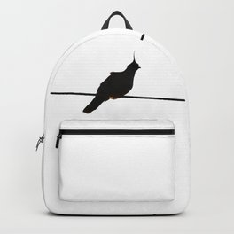 High As A Kite (Pigeon) Backpack