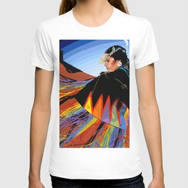 Shawl Dancer T-shirt