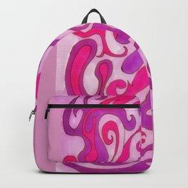 Purple study Backpack