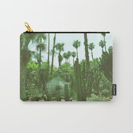 Tropical Cacti Gardens Carry-All Pouch