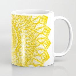 Sunshine-Yellow Coffee Mug