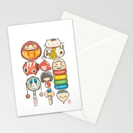 Special Lucky Toy Box Stationery Cards
