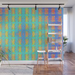 0607 Pattern by sauces ... Wall Mural