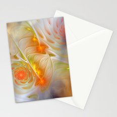 abstract dream -7- Stationery Cards